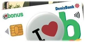 En avantajlı kredi kartı deniz bonus kredi kartı