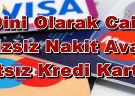 Faizsiz Kredi Kartı Veren Bankalar 2018