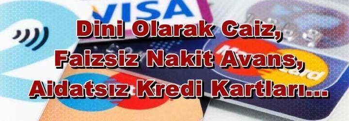 Faizsiz Kredi Kartı Veren Bankalar 2020