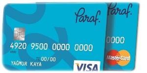 En iyi kredi kartı hangisi 2018, Paraf Kredi Kartı avantajlı faizsiz kredi kartı