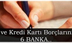 Borç Kapatma Kredisi Veren Bankalar (Banka Borçlarınızı Bir Araya Toplayın)