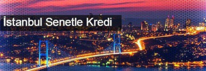 İstanbul Senetle Borç Para Veren Yerler (İkrazatçı, Kuyumcular, Kişiler vs)