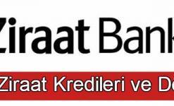 Ziraat Bankası İhtiyaç Kredisi Başvurusu 2018 (Cepten Sms ile Tüketici Kredisi)