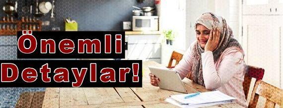 Ne zaman emekli olurum?, ev hanımlarına emeklilik müjdesi son dakika 2018 gelişmeler, başvuru şartları, gerekli belgeler, Ev Hanımlarına Emeklilik Son Dakika Şartları 2018 (GÜNCEL GELİŞMELER)