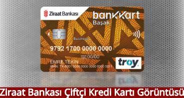 Ziraat Bankası Çiftçi Kredi Kartı