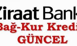 Ziraat Bankası Bağkur Borç Ödeme Kredisi 2018 (Emeklilik Kredisi)