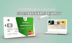 CEPTETEB Kredi Kartı Başvurusu