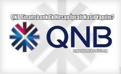 QNB Finansbank Ek Hesap İptali Nasıl Yapılır?