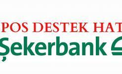 Şekerbank Pos Destek Hattı (444 78 78)
