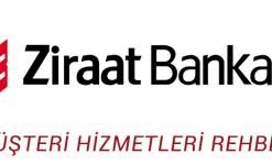 Ziraat bankası Müşteri Hizmetleri Numarası 4440000 veya 08502200000