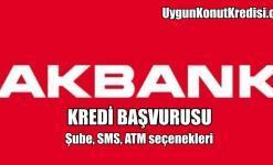 Akbank kredi başvurusu 2018 [Tüm Detaylar]