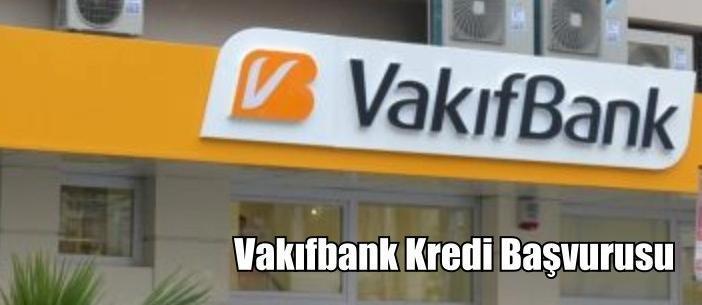 Vakıfbank Kredi Başvurusu [Detaylı tüm yollar]