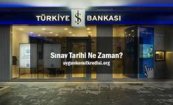 İş Bankası Binlerce Personel Alıyor (Temmuz 2020)