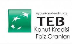 TEB Konut Kredisi Faiz Oranları 2019 (Gerekli Şartlar ve Belgeler)