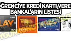 Öğrenciye Kredi Kartı Veren Bankalar Listesi [EN AVANTAJLI KARTLAR]