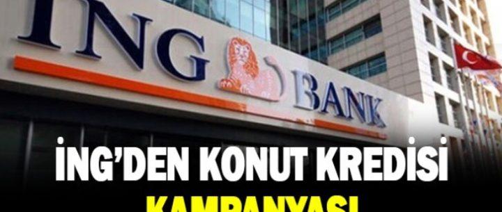 ING Bank Konut Kredisi (Faiz Oranı ve Hesaplama)
