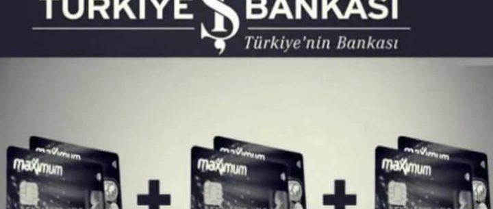 İş Bankası Kredi Kartı Borcu Yapılandırma ve Taksitlendirme