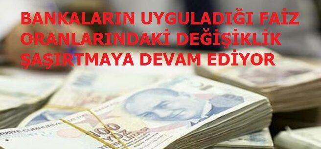 Türkiye Cumhuriyeti Tarihinin En Düşük Faizli Kredileri