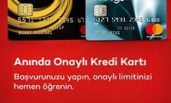 Akbank Anında Onaylı Kredi Kartı Başvurusu ve Başvuru Sorgulama