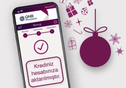 QNB Finansbank SMS ile Hızlı Onaylı Kredi Veriyor