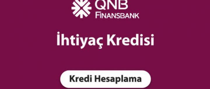 QNB Finansbank'tan Uygun Faizli İhtiyaç Kredisi Kampanyası